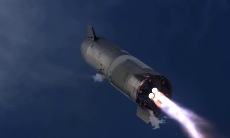 U.S. military rocket cargo program for SpaceX's Starship and others