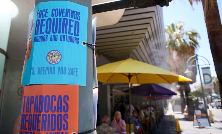 US nears 600,000 COVID deaths; vaccination goal; California reopening