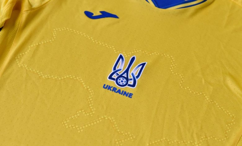 Ukraine Euro 2020 kit release causes outrage in Russia