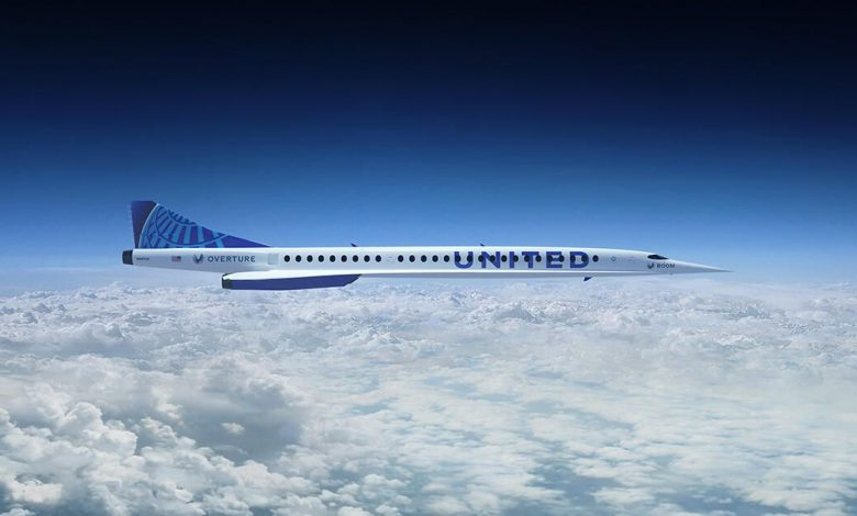 United Airlines ready to bring supersonic planes back to the skies