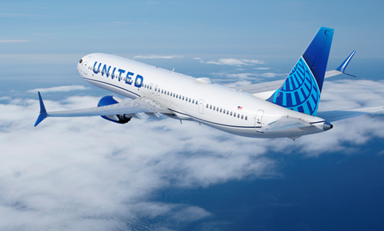 United renews faith in Boeing 737 Max with large aircraft order