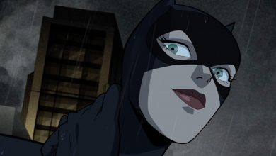 Watch Naya Rivera's final role as Catwoman in new animated 'Batman' movie