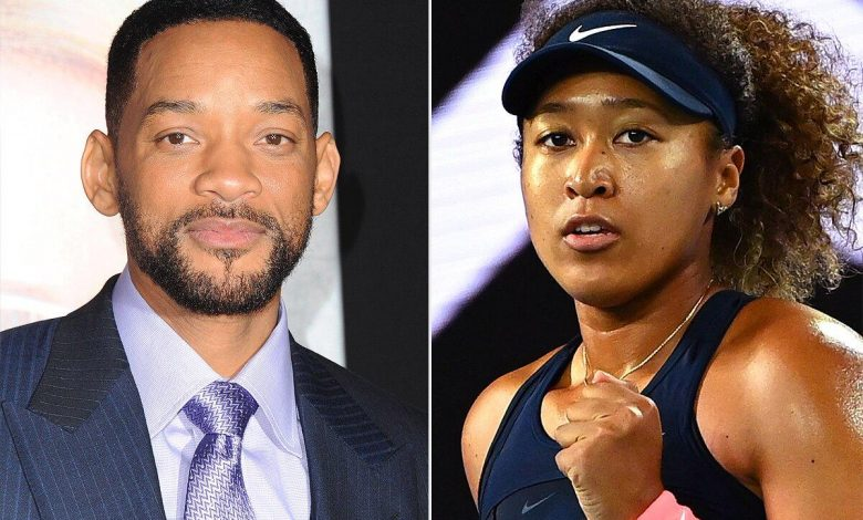 Will Smith Writes Note in Support of Naomi Osaka After French Open Withdrawal: 'They Are Wrong'