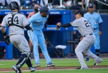 Yankees turn a triple play you've never seen before
