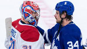 The Toronto Maple Leafs were defeated 3-1 by the Montreal Canadiens in Game 7 of the North Division semifinals on Monday night on home ice, squandering a 3-1 series lead.