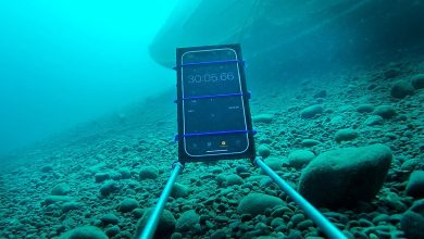 iPhone 12 water test: How deep can Apple's phone really go?