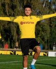 Jadon Sancho to agree personal terms with Man Utd