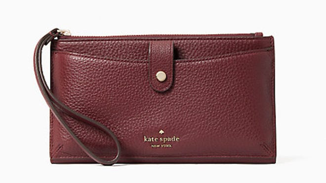 Whether you prefer wallets or wristlets, your next card and money holder is here—for less.