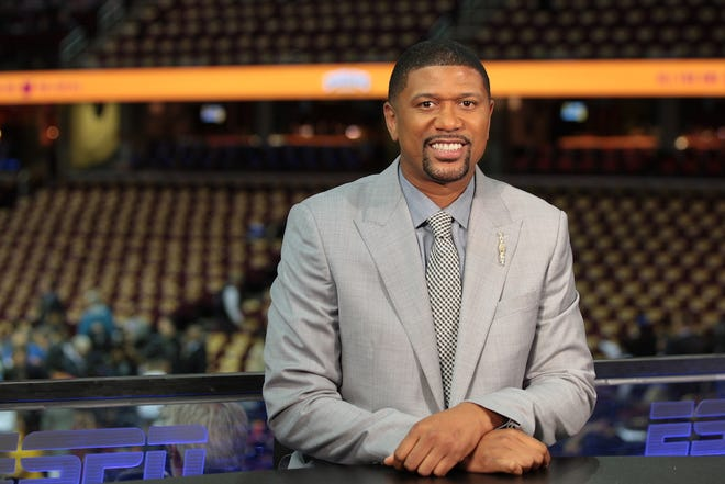 Former NBA player and ESPN commentator Jalen Rose co-launched a charter school in Detroit.