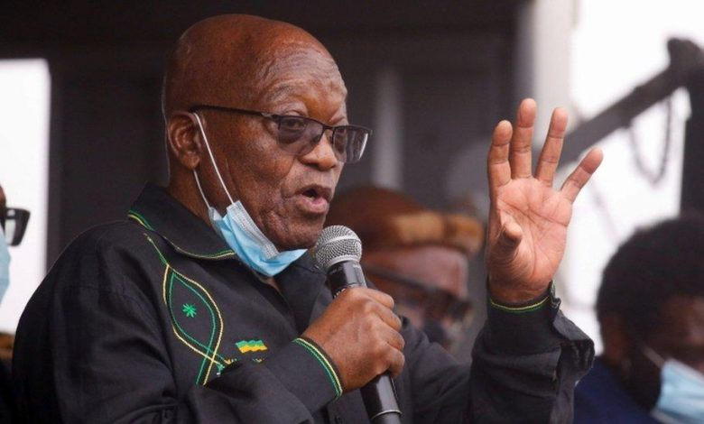 South Africa's ex-president eligible for parole in months