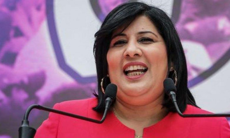 The Tunisian MP who was slapped but not beaten