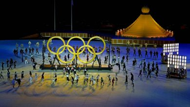 Pageantry, tech, whimsy: defining moments from the Tokyo Olympics opening ceremony