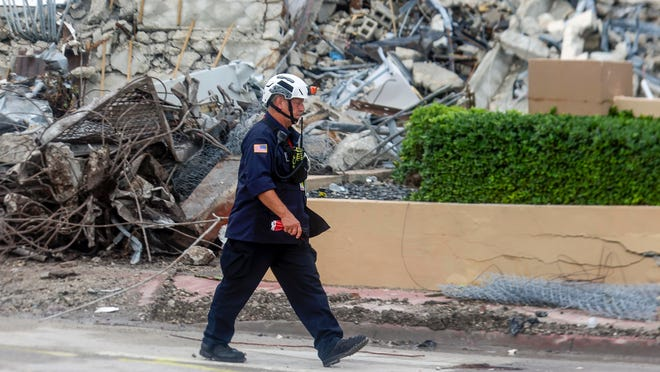 911 calls from Florida condo building collapse reveal panic, anguish