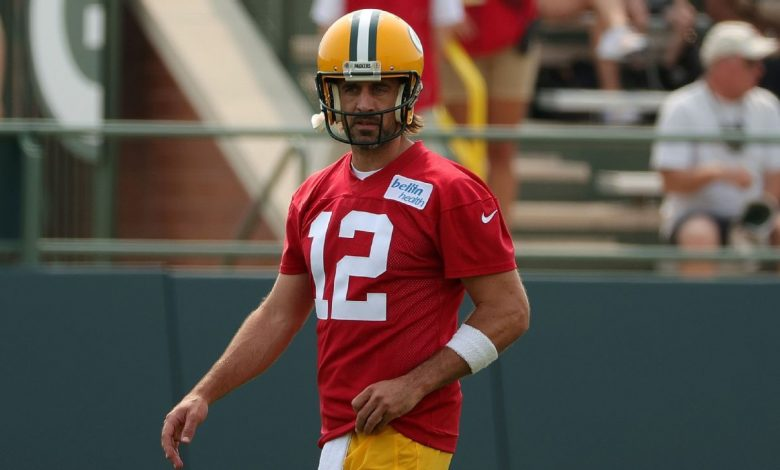 Aaron Rodgers says he mulled retiring, wants more say with Green Bay Packers' decisions