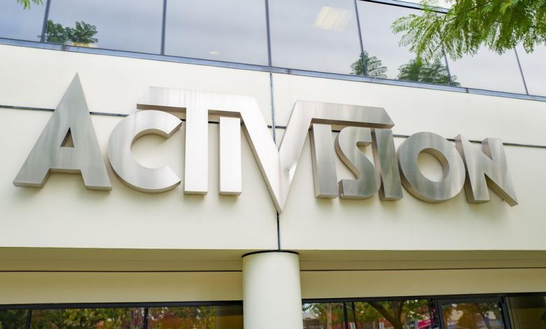 Activision Blizzard sued by California over 'frat boy' workplace culture