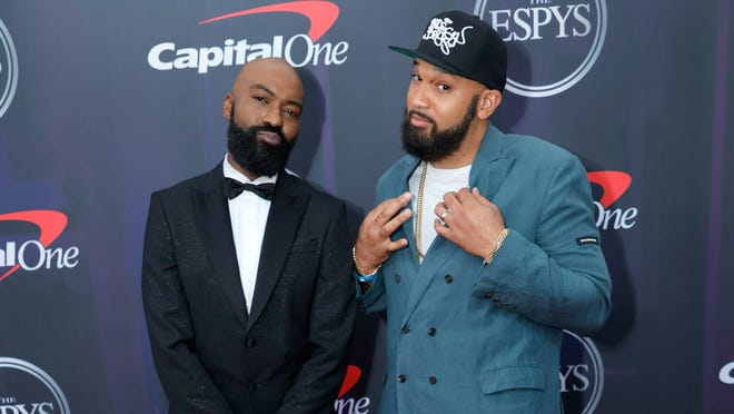 All the winners from ESPN ESPY Awards show