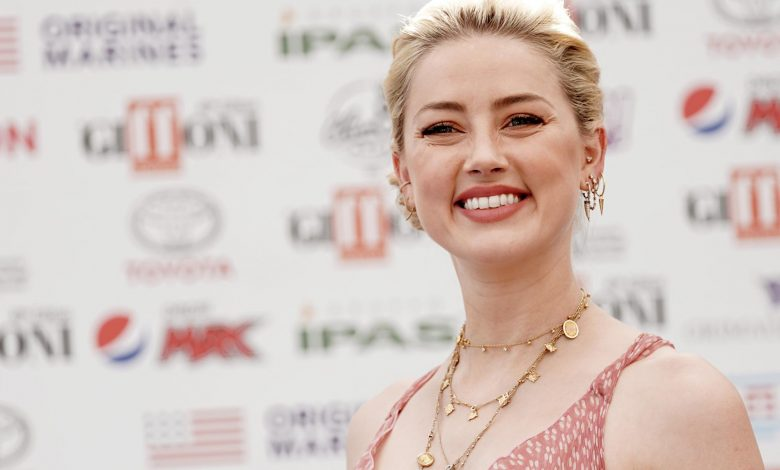 Amber Heard welcomes daughter named Oonagh Paige