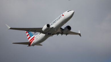 American Airlines warns about jet-fuel shortages around the U.S., asks pilots to conserve