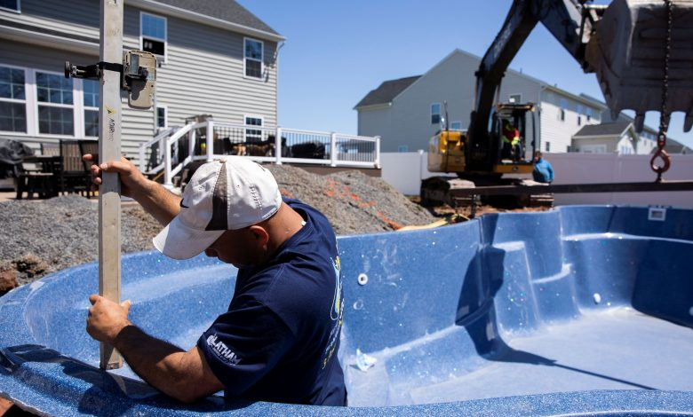 Americans are spending big money on backyard pools