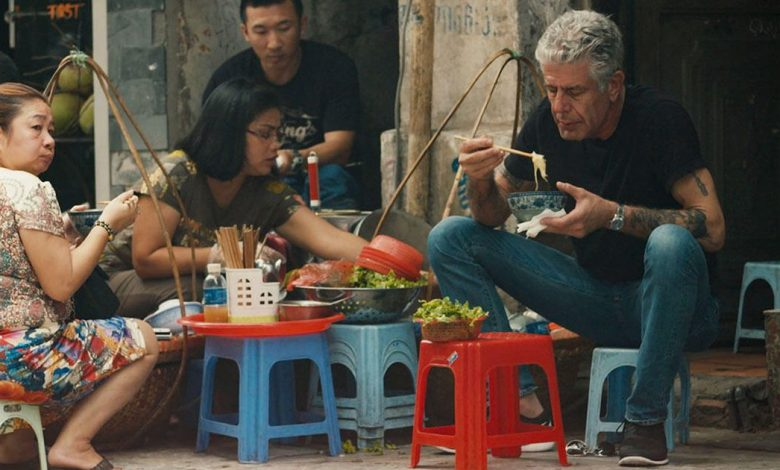 Anthony Bourdain documentary used AI to re-create his voice after he died