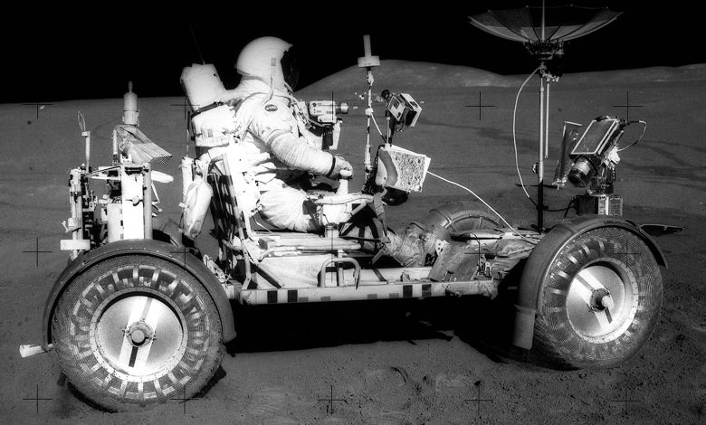 """Apollo 15 Put Our First Wheels on the Moon – """"Never Been on a Ride Like This Before"""""""