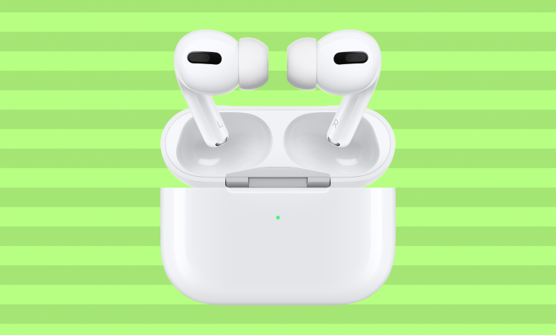 Apple AirPods Pro are on sale at Amazon