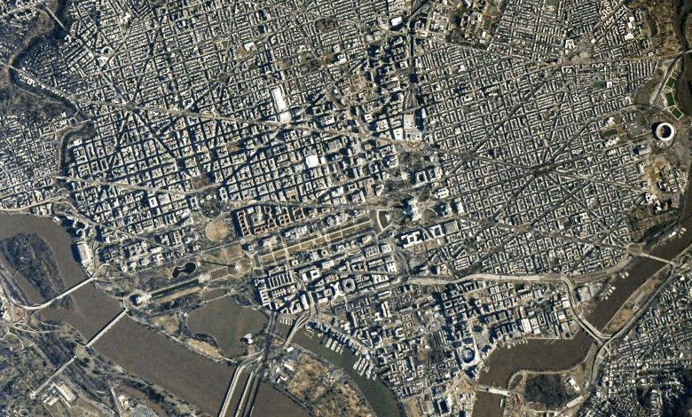 Astronaut Captures Stunning Photo of US Capitol From Space Station