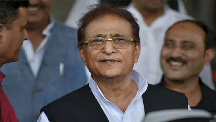 Azam khan and son discharged