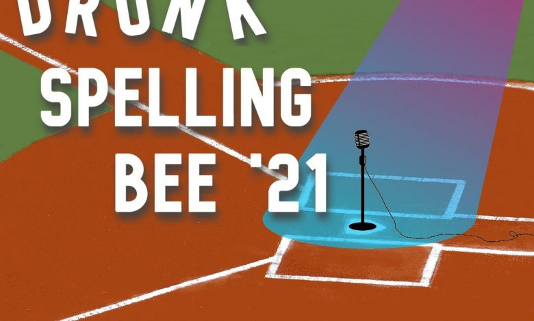 BP and Faded Present: The Baseball Drunk Spelling Bee