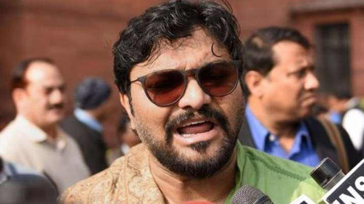 Babul Supriyo is a MP from Asansol, West Bengal