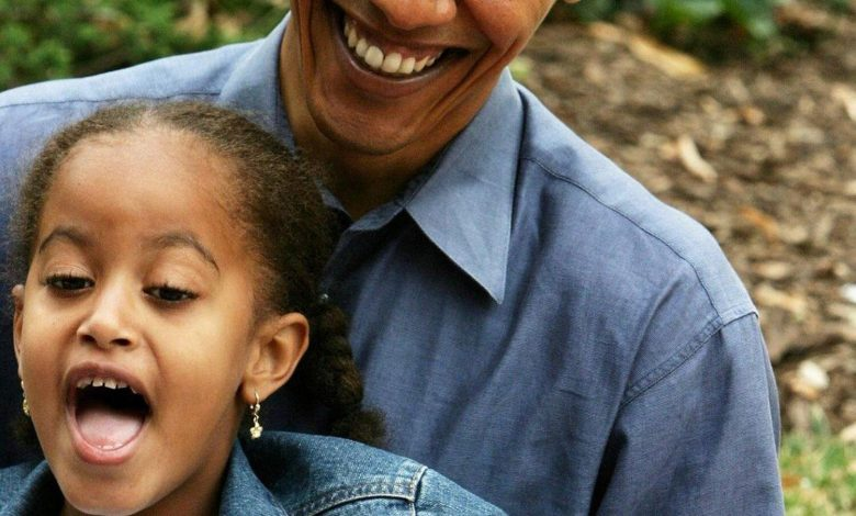 Barack and Michelle Obama Celebrate Daughter Malia's 23rd Birthday with Sweet Throwback Snaps