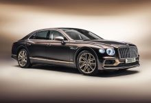 Bentley debuts its gorgeous Flying Spur Hybrid Odyssean Edition
