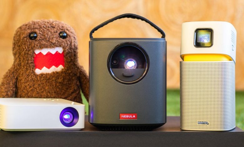 Best portable projector for 2021