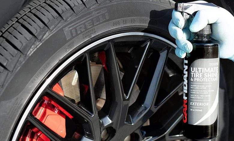 Best tire shine spray and gel for 2021
