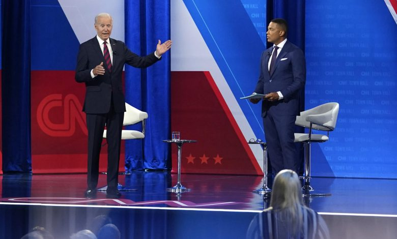 Biden is too categorical on COVID vaccines
