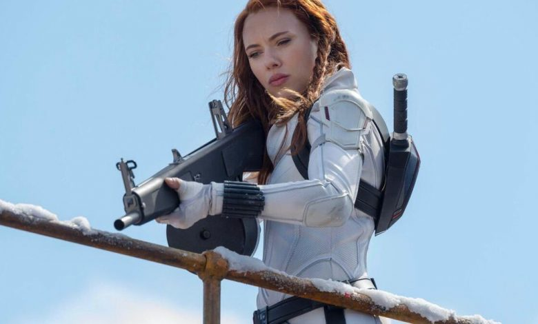 Black Widow snags $215M in biggest opening since pandemic began