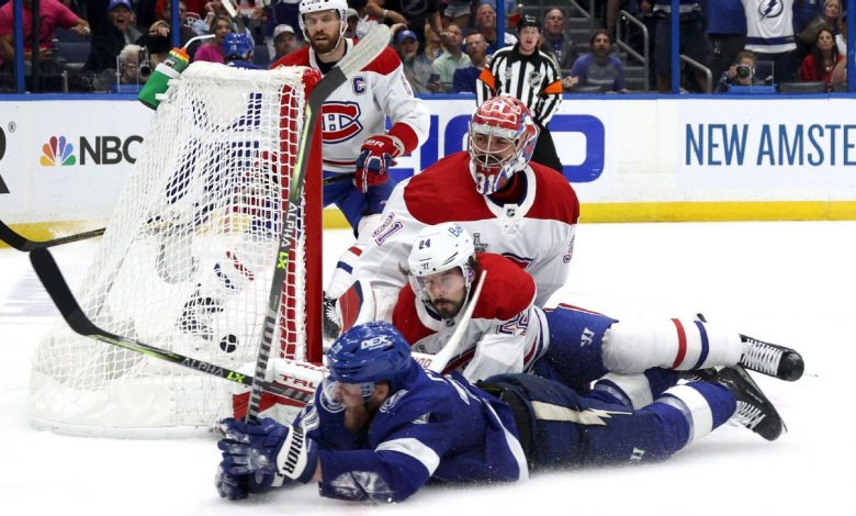 Blake Coleman's latest highlight-reel goal fires up Tampa Bay Lightning in Game 2 win