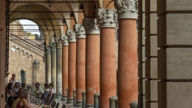 Bologna's porticoes are added to UNESCO's Heritage List