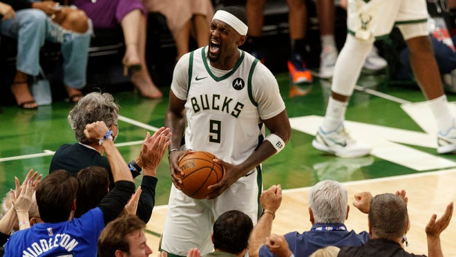 Brook Lopez, Bucks beat Hawks to move one win from NBA Finals