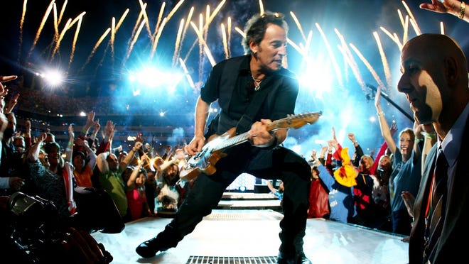 """Bruce Springsteen stayed out of the """"Thunder Road"""" debate."""
