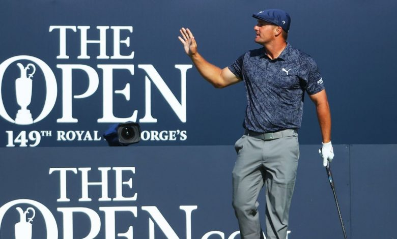 Bryson DeChambeau caps tumultuous week with final-round 65 at The Open, says 'I'll learn from it'