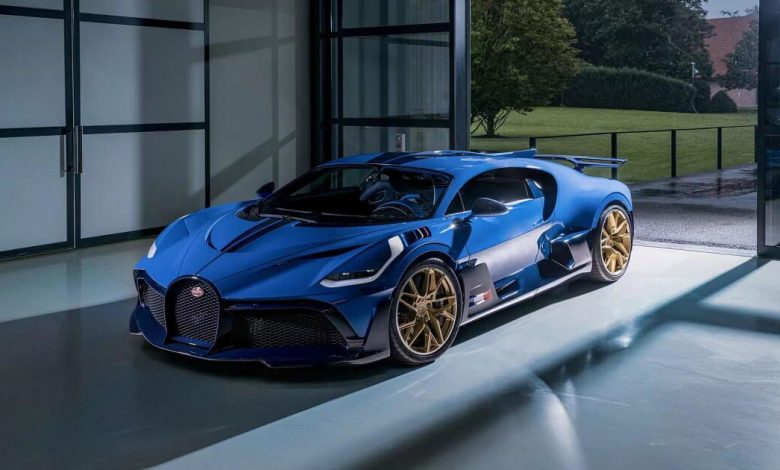Bugatti Divo ends production with final, one-off example