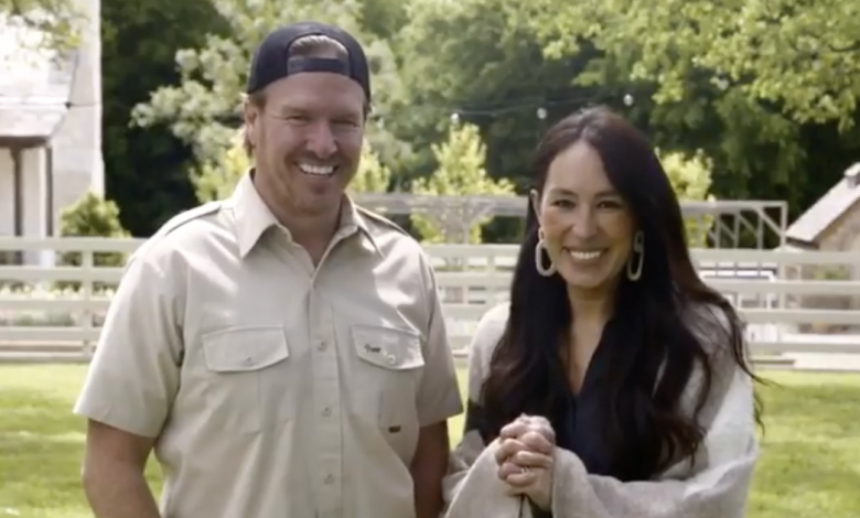 Chip and Joanna Gaines say divorce isn't an option for them