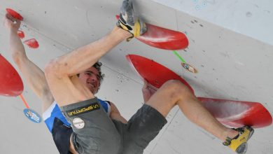 Climbing at the Tokyo Olympics: Start times and how to watch