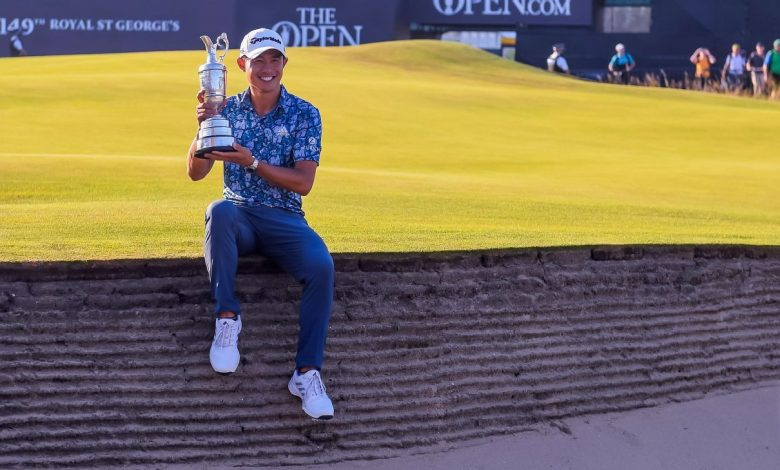Collin Morikawa, yet again, proved he is fast learner in winning The Open