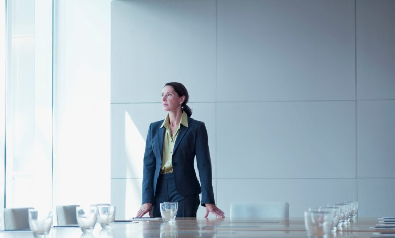 Companies with more women in leadership performed better in the pandemic