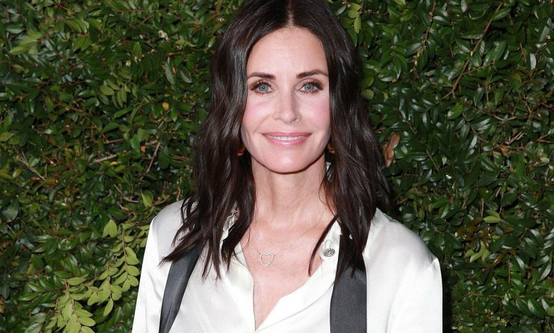 Courteney Cox Admits Nomination for Friends Reunion Is 'Not Exactly the Emmy I Was Looking for'