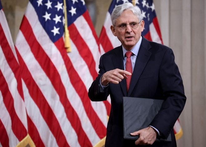 Attorney General Merrick Garland says on June 16, 2021, that immigration judges should no longer follow the rules that made it difficult for immigrants who faced domestic or gang violence to win asylum.