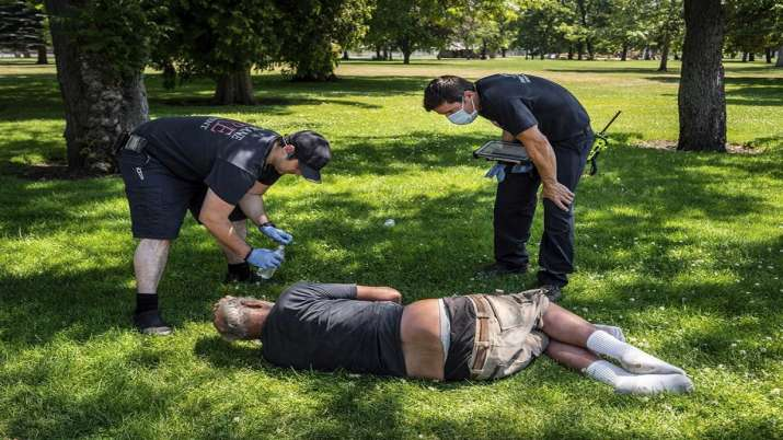 Death toll, Northwest heat wave, expected, keep rising