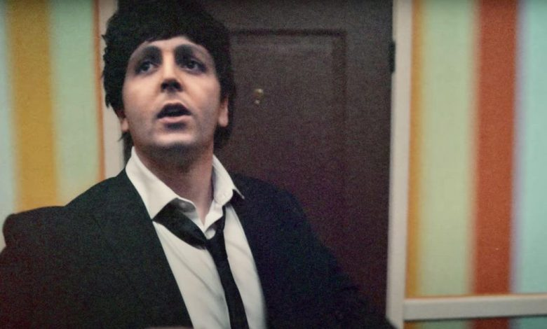 Deepfake version of young Paul McCartney reveals himself to be... Beck?